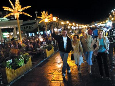 Na'ama Bay, Sharm el Sheikh